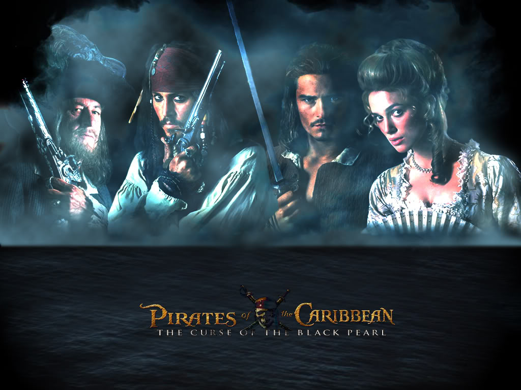Pirates of the Caribbean: The Curse of the Black Pearl Pirates-of-the-Caribbean-pirates-of