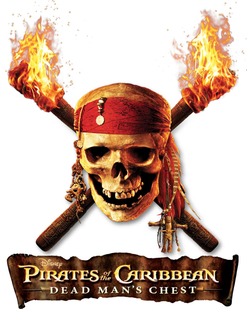 Pirates of the Caribbean: Dead Man's Chest Pirates-of-the-caribbean