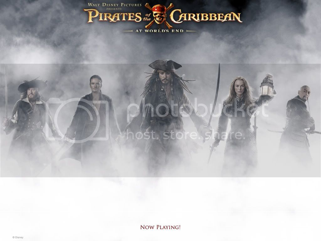 Pirates of the Caribbean: At World's End PiratesOfTheCaribbean3Wallpaper1024