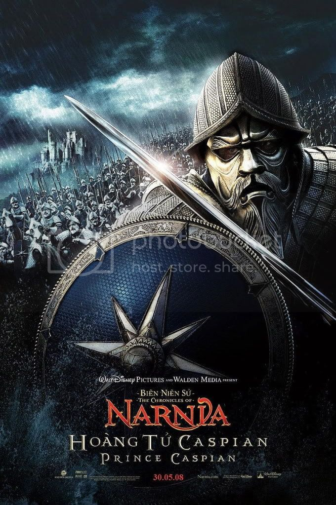 The Chronicles of Narnia Prince Caspian Poster008
