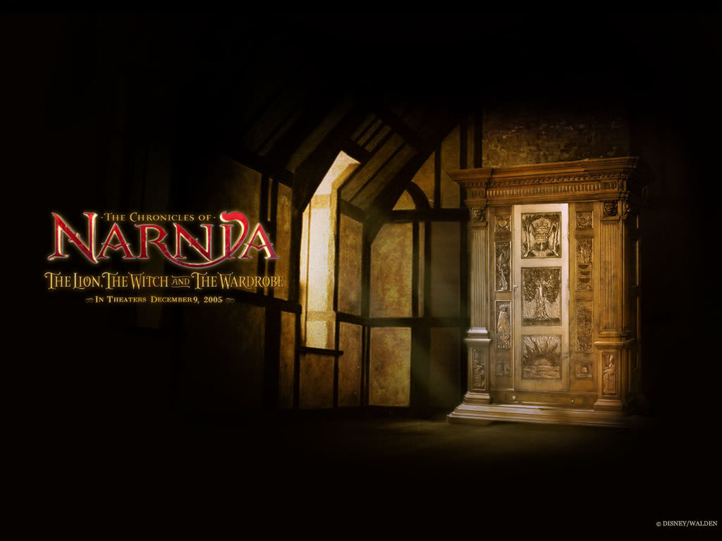 The chronicles of Narnia: The lion The witch and the wardrobe The_Chronicles_of_Narnia_Wallpaper_
