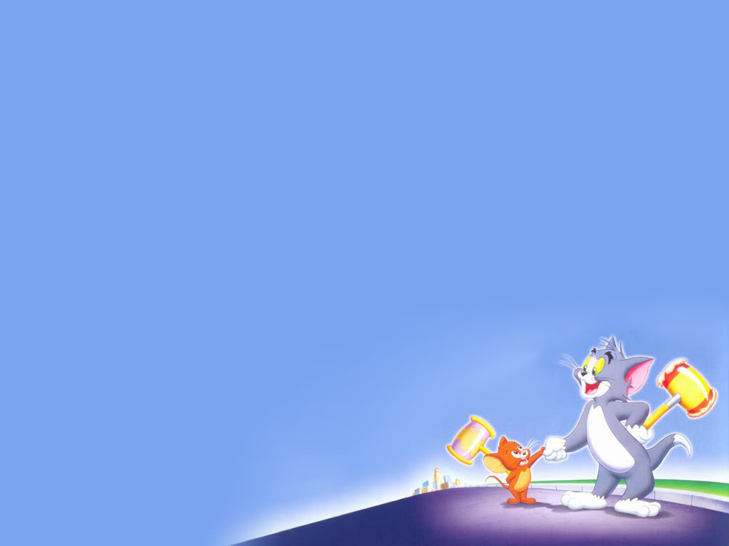 Tom & Jerry Tom-and-Jerry-Wallpaper-tom-and--5