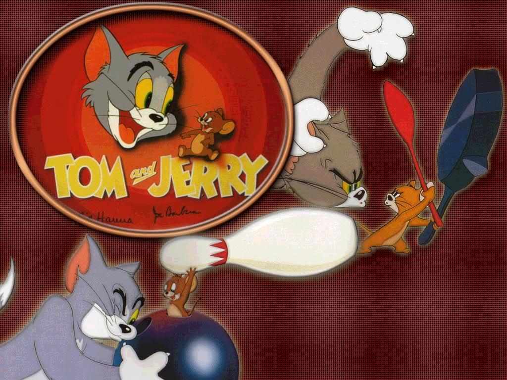 Tom & Jerry TomAndJerry11-327606
