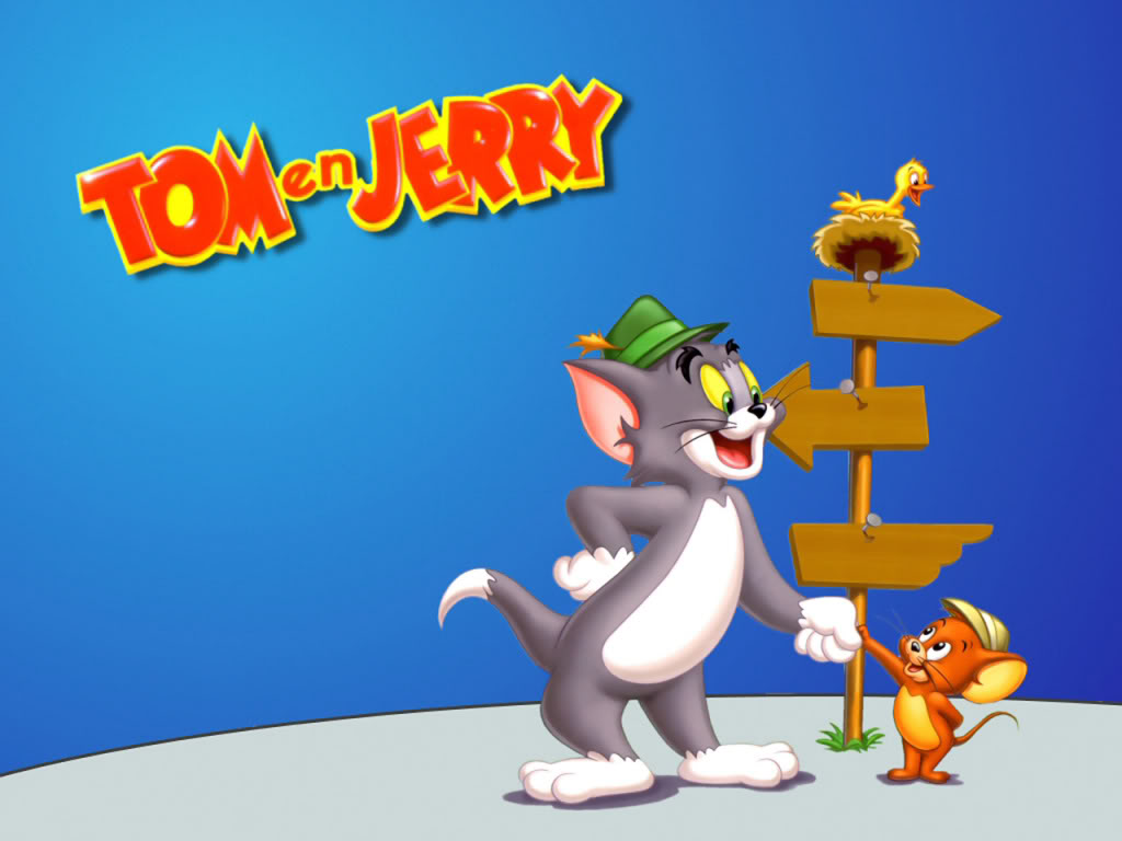 Tom & Jerry Tom_and_Jerry