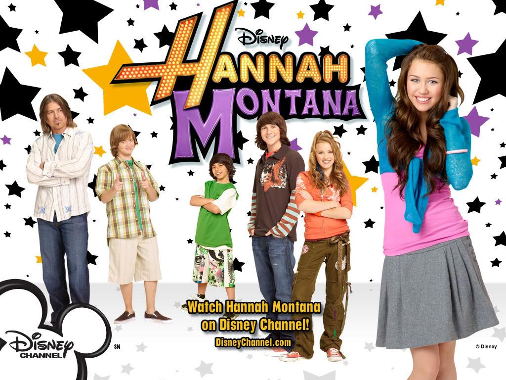 Hannah Montana Cast_1024x768