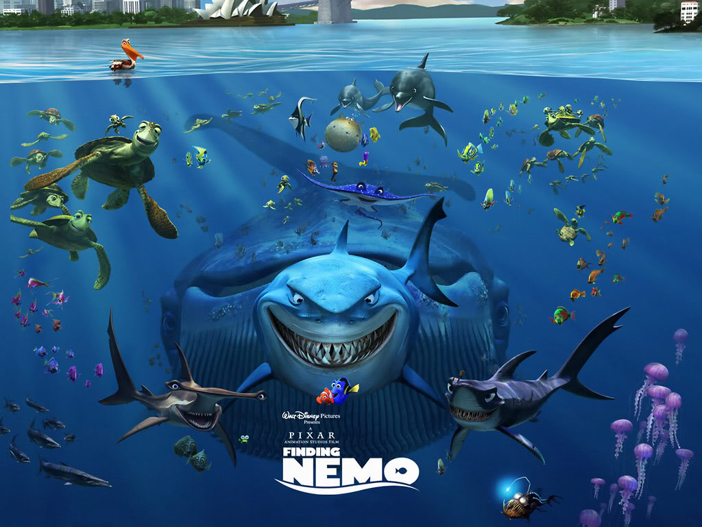 Finding Nemo Finding_nemo_by_disney_2003_cartoon