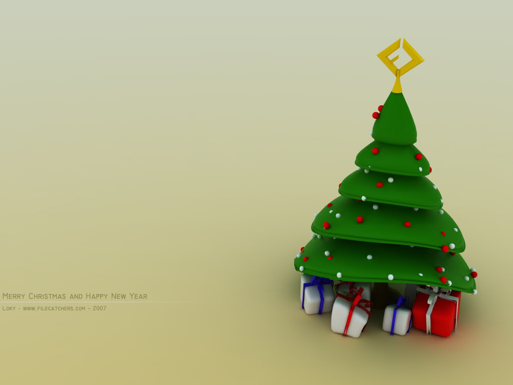 Some cute wallpapers I found (almost are black and blue) Green-christmas-wallpapers_4529_102