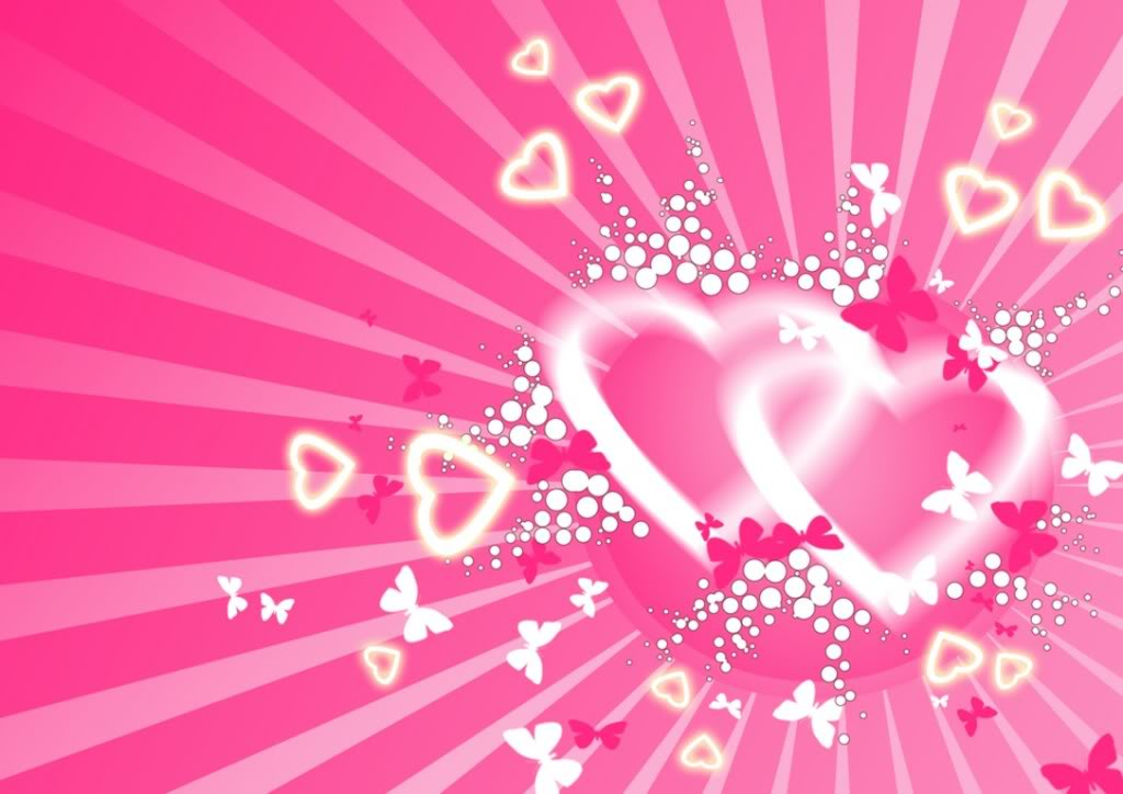 Some cute wallpapers I found (almost are black and blue) Hearts-love-tenderness