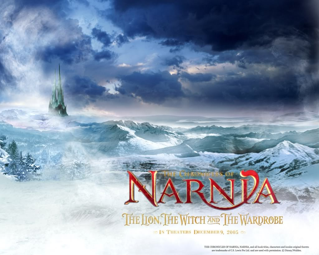 The chronicles of Narnia: The lion The witch and the wardrobe Narnia-winter-scenery-wallpapers_13