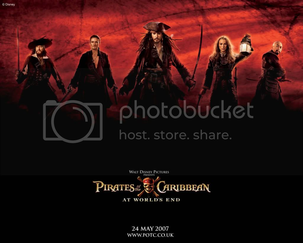Pirates of the Caribbean: At World's End Potc3