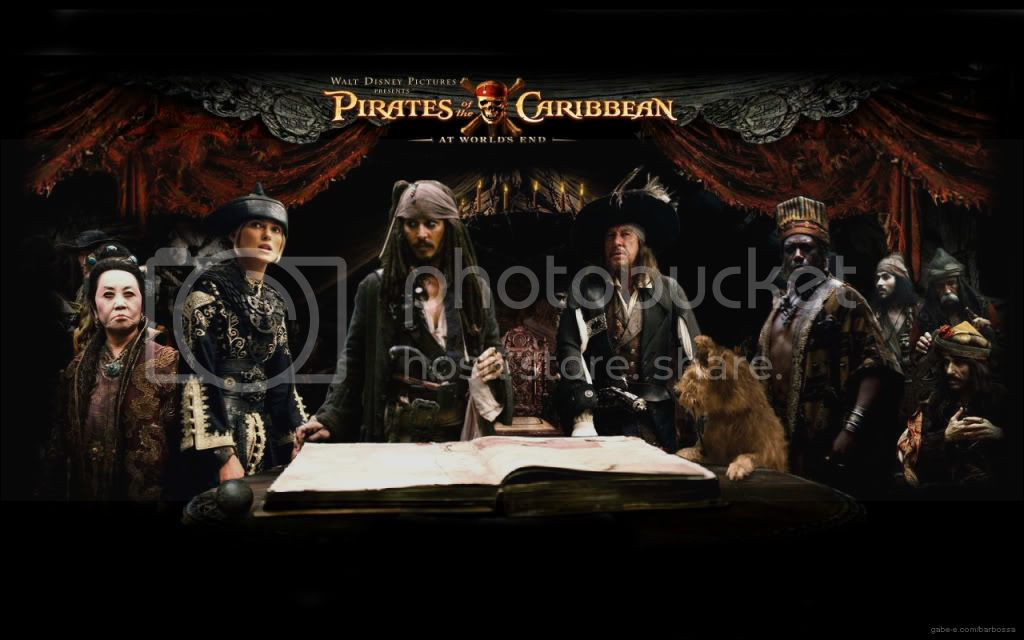 Pirates of the Caribbean: At World's End Potc3wp03