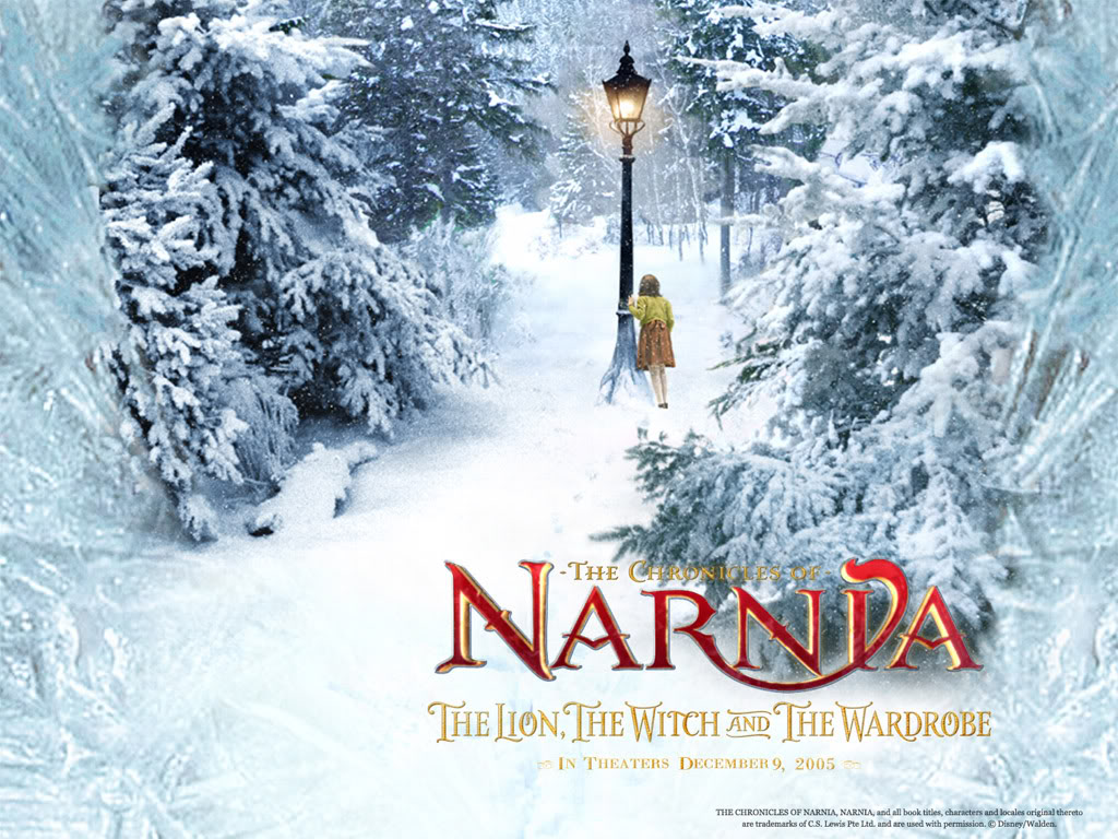 The chronicles of Narnia: The lion The witch and the wardrobe The-chronicles-of-narnia-the-lion-t