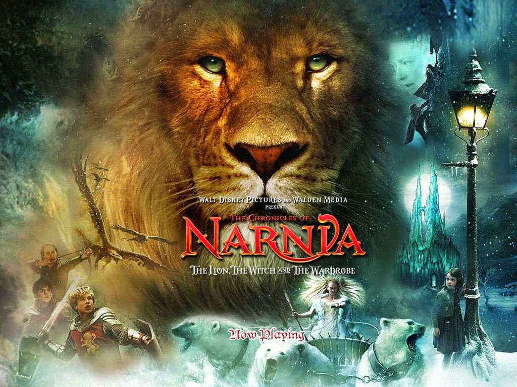 The chronicles of Narnia: The lion The witch and the wardrobe The_chronicles_of_narnia_-_the_lion