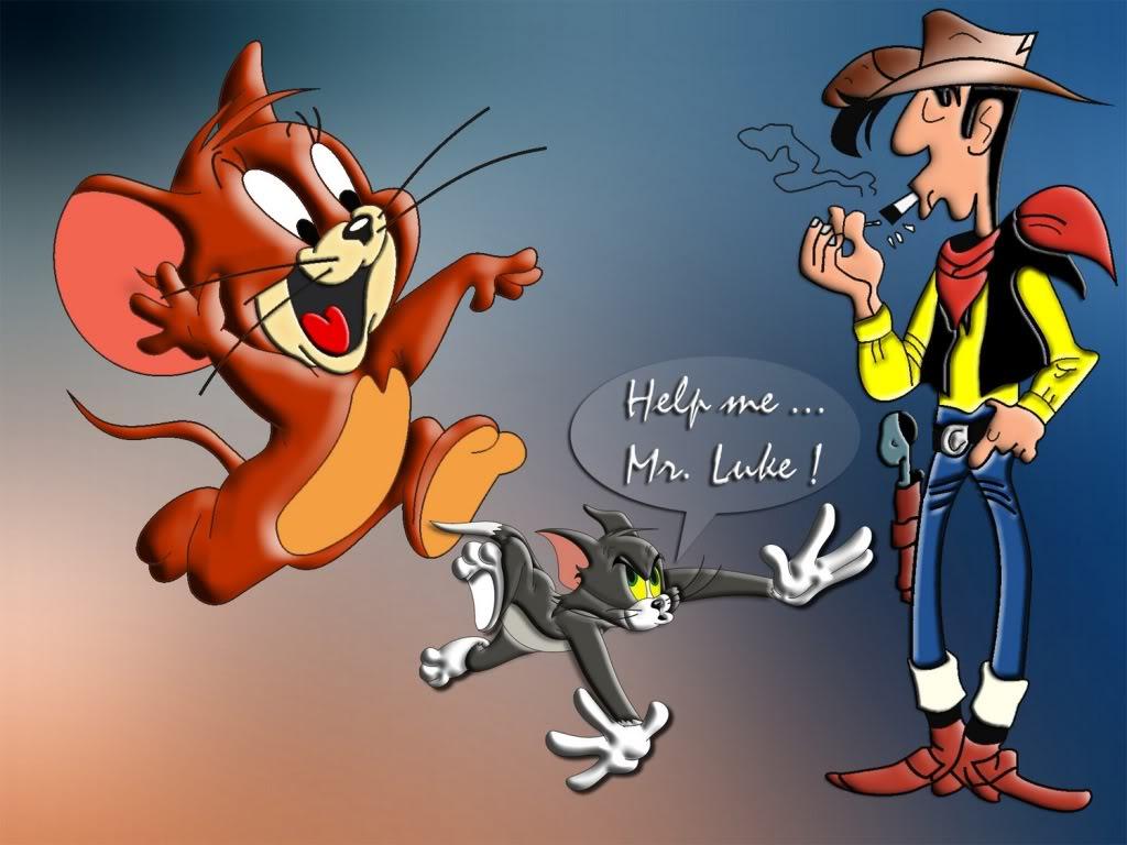 Tom & Jerry Tomjerrylukeazz2