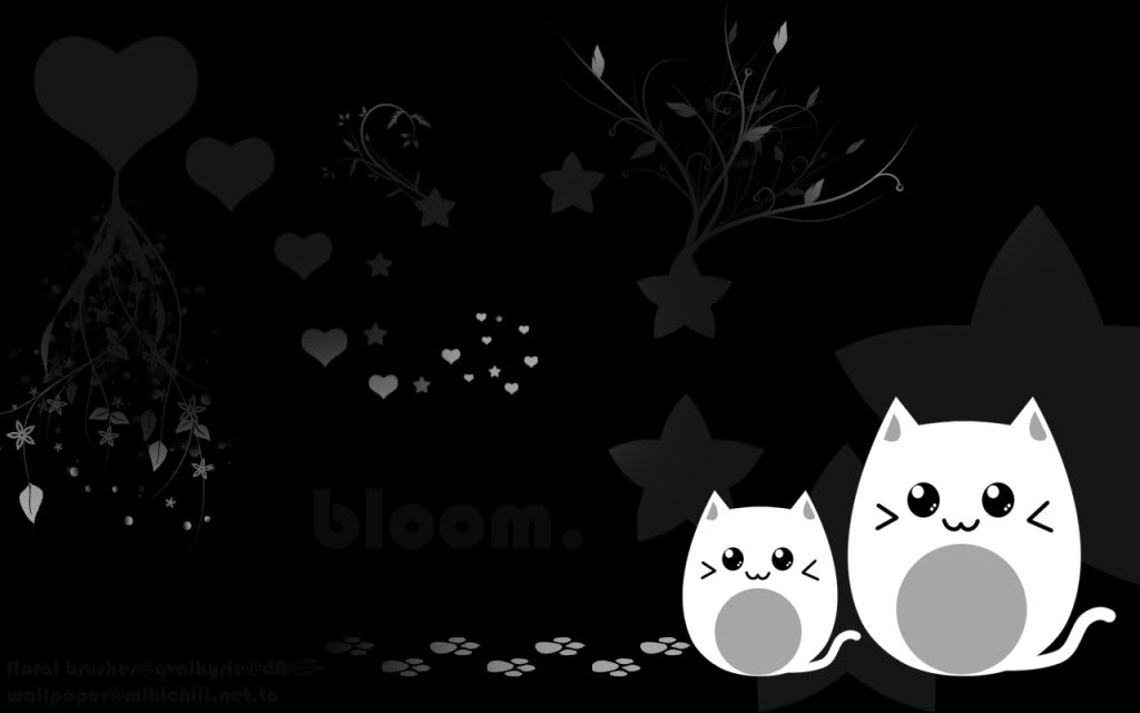 Some cute wallpapers I found (almost are black and blue) Untitled-2