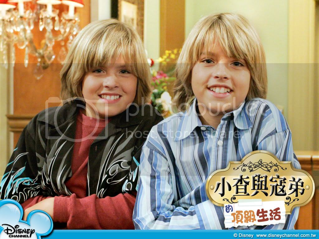 The suite life of Zack & Cody Wallpaper02