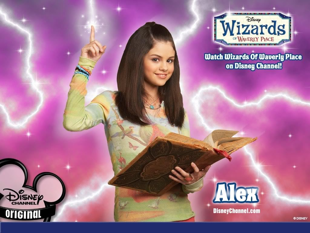 Wizards of the Waverly place Wallpaper_alex_1024x768-1