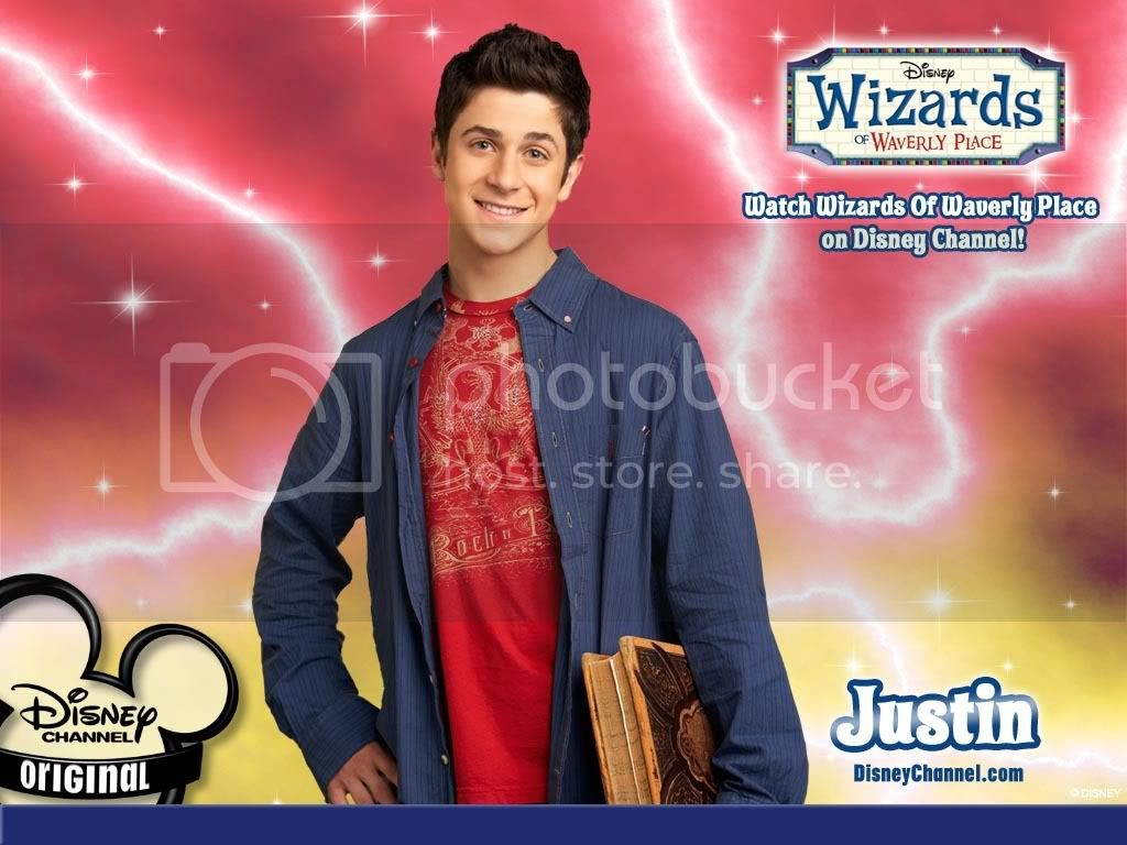 Wizards of the Waverly place Wallpaper_justin_1024x768