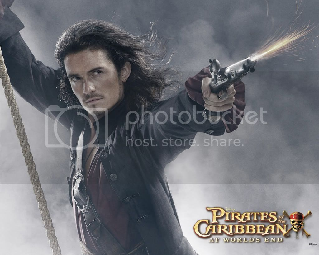 Pirates of the Caribbean: At World's End Will-turner