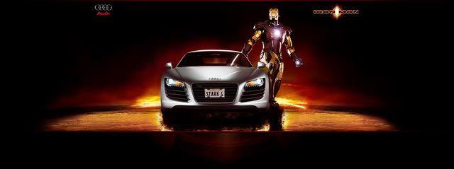 Incredible Ironman Pictures Ironman-Audi