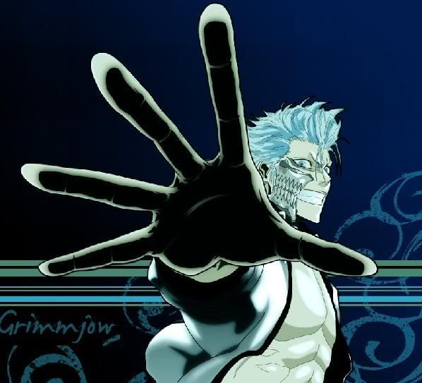 Grimmjow Pictures, Images and Photos
