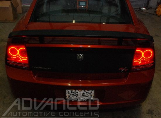 this is just what Jackie needs!!! DodgeChargerLEDCustomTaillightsR-1