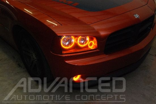 this is just what Jackie needs!!! DodgeChargerLEDCustomTaillightsR-2