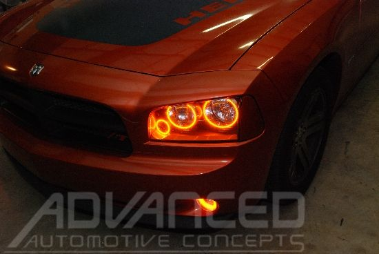 this is just what Jackie needs!!! DodgeChargerLEDCustomTaillightsR-3