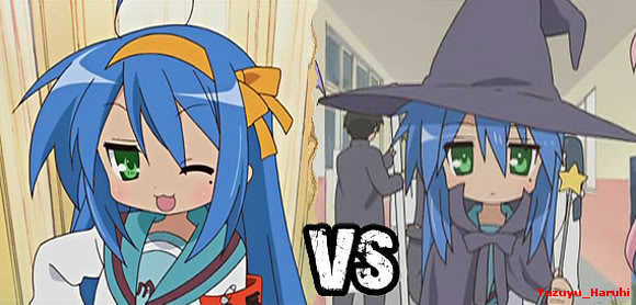 Lucky Star, el anime donde abundan las curiosidades 84