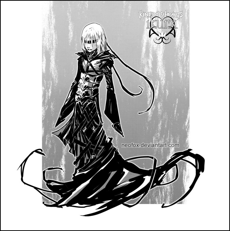Shadow Jutsu Heartless_Riku___KingdomHearts_by_n