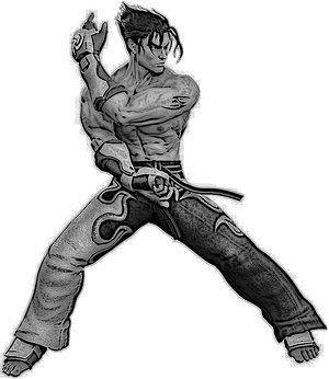 My Weapons Jin__s_Battle_Stance_by_Ghostsplint