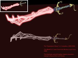 There and Back again... - Page 3 OldsdA_Keyblade_of_DOOM_by_murdersl