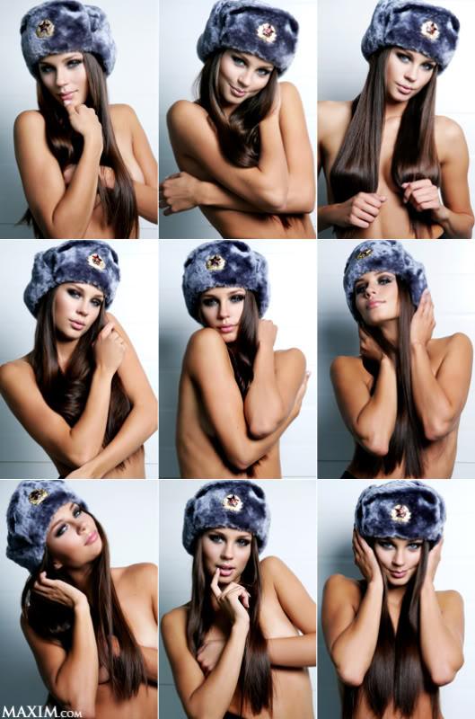 As mulheres mais belas do mundo!!! Alina6