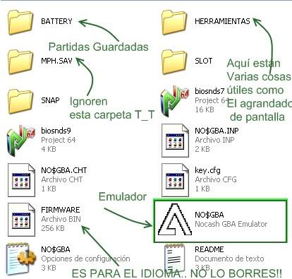 Emulador de DS + Tutorial Ilustrado 1