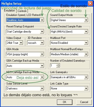 Emulador de DS + Tutorial Ilustrado 3