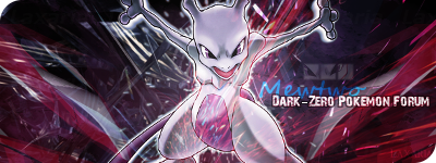 Dark-Zero Pokemon Forum