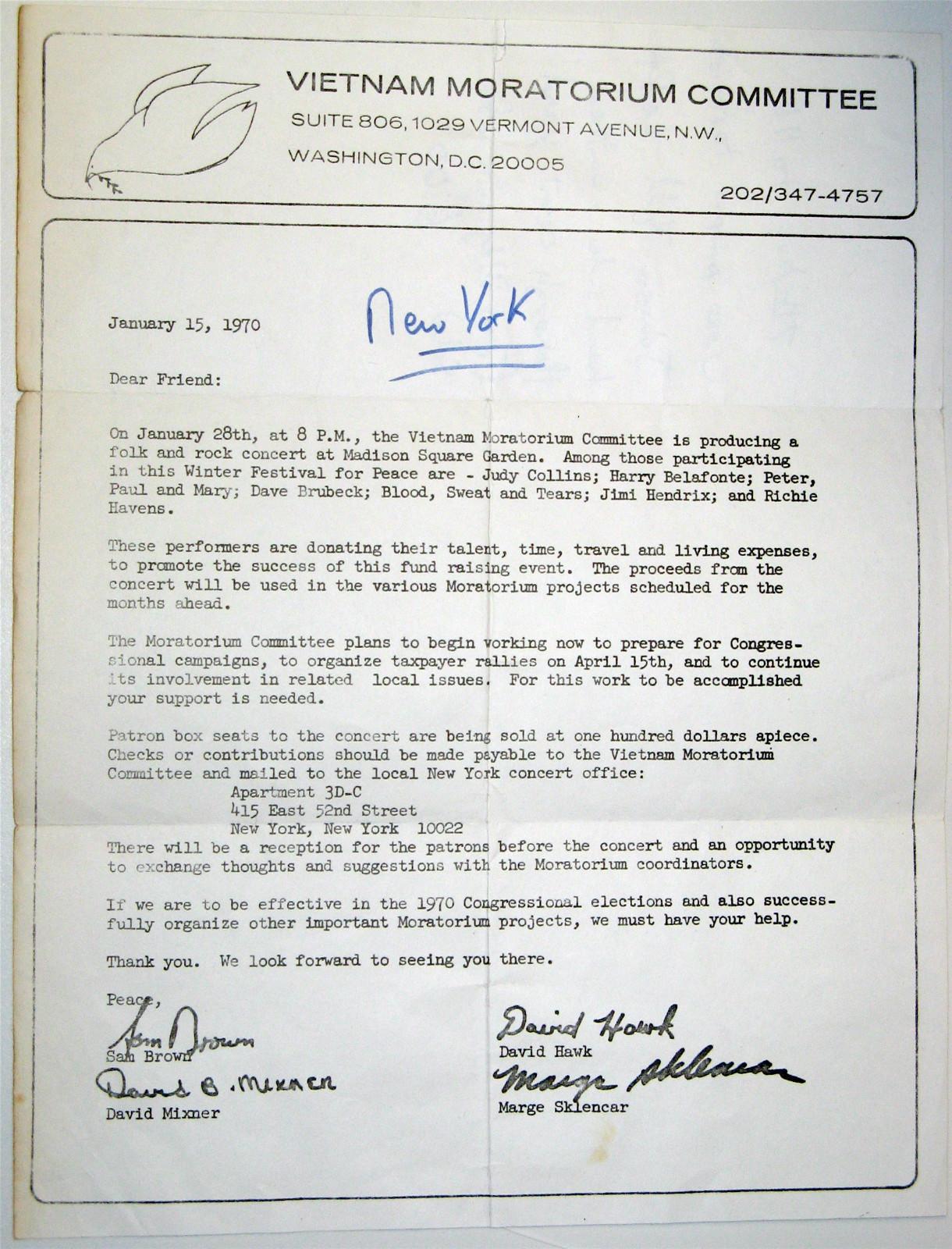 New York (Madison Square Garden) : 28 janvier 1970  3bcb212a1d99fef68e4017d85d47e69c