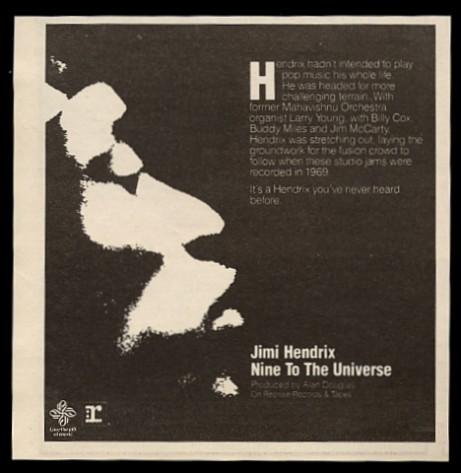 Nine To The Universe (1980) Ea6090b0b6fa6888b7f29d21a96e634c