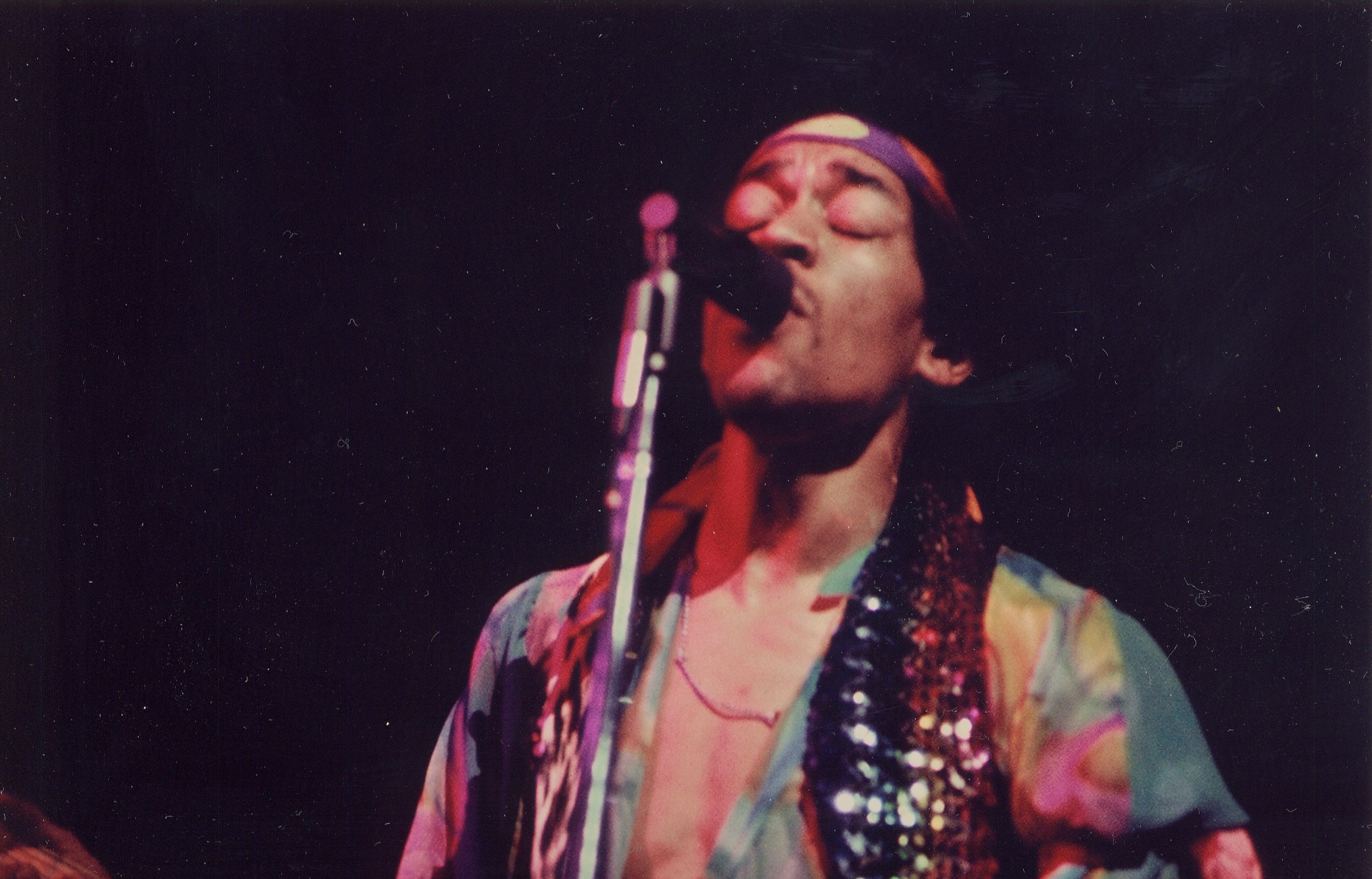 Houston (Sam Houston Coliseum) : 6 juin 1970 437131aad4c7219dbf1a2598c1143425