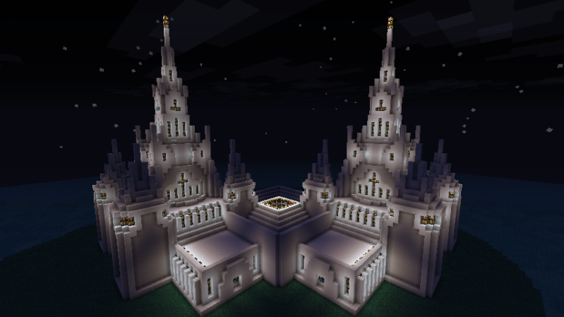 Massive Minecraft Builds 2011-10-03_234131