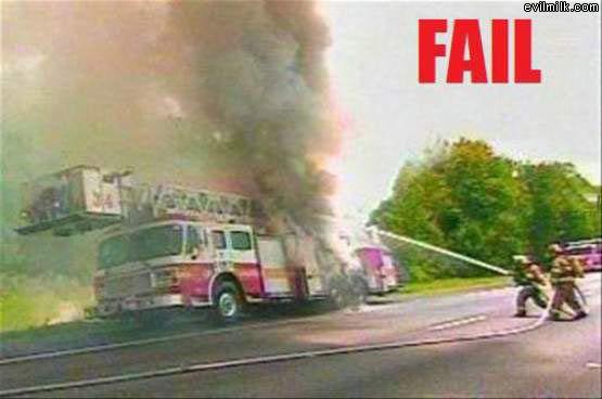 Fail! Firetruck_Fail