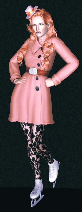 Olive Lavinia Buret Outfit2
