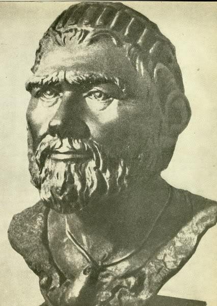 Льяловская культура Oleniy1