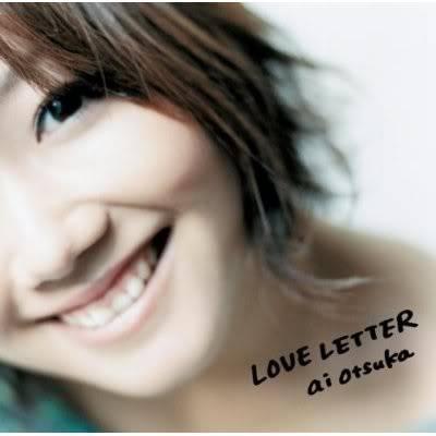 Ai Otsuka - Love Letter Cover_dvd