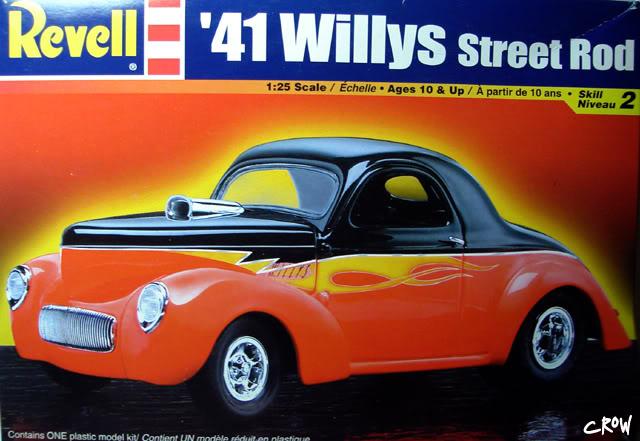 """41 Willys """"Crow Nose II"""" DSC01944copy"""