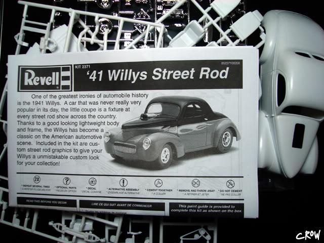 """41 Willys """"Crow Nose II"""" DSC01957copy"""