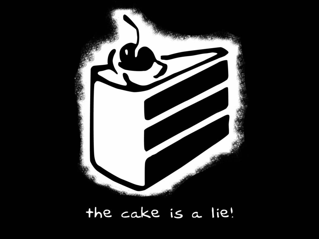 Tales of graces The_cake_is_a_lie