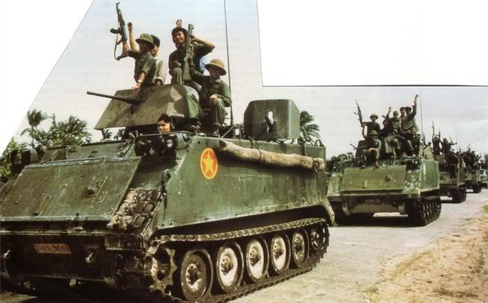 Quels blindés pour le Vietnam M-113-1
