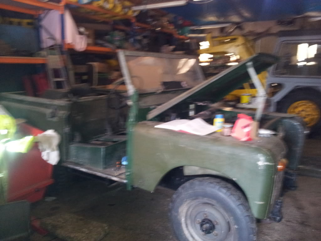 series 2a landrover Griffsphonejuly11033