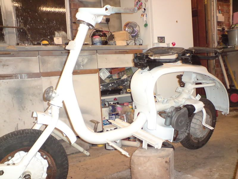 pulled me finger out Lambretta124
